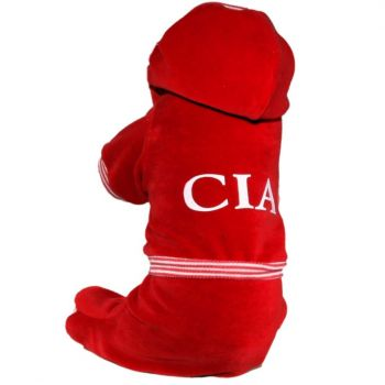 Track-suit red CIA D17